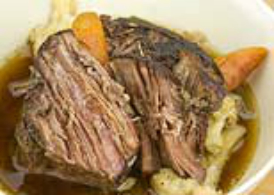 clean eating recipe, pot roast