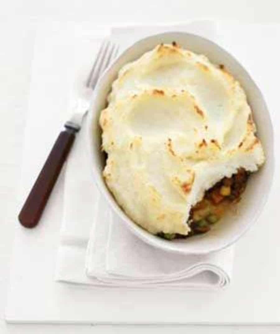 clean eating recipe, shepherds pie