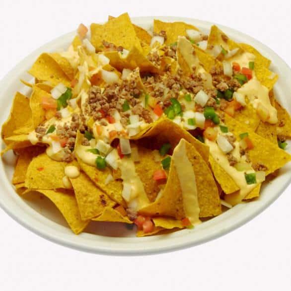 clean eating recipe, nachos