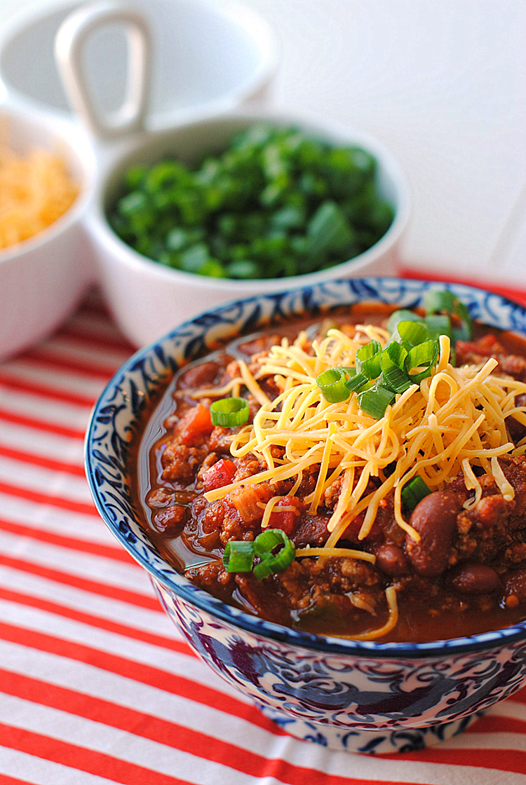clean eating recipe turkey chile
