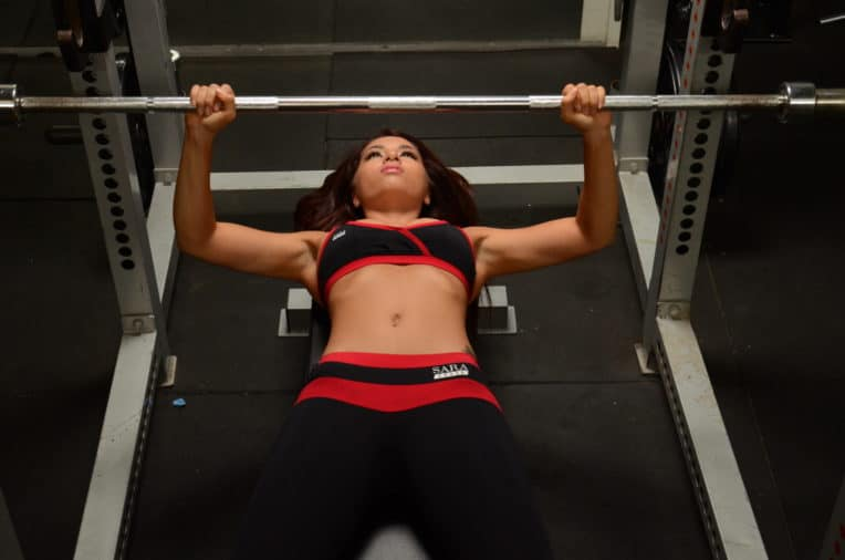 one rep max bench press