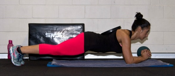lower ab workouts - plank