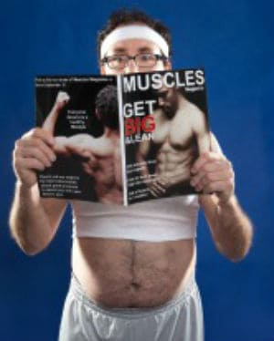 myths about strength training - fat guys