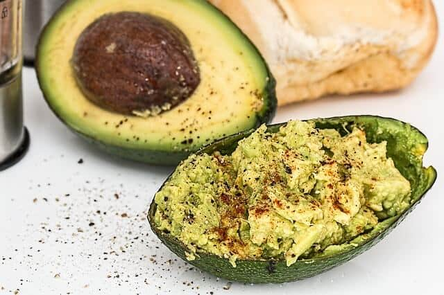what are macro nutrients - avocado