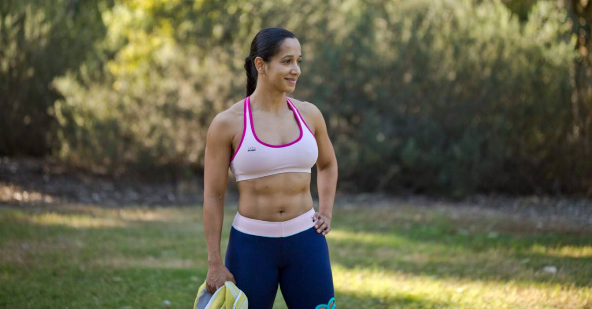 home workout plan for women