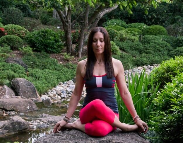 fitness goals for women - yoga